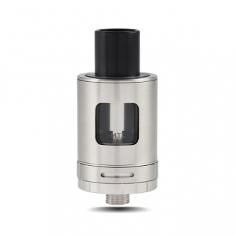 Atomizor Tank Jac Vapour S-22 Series Stainless Steel, 2ml, Top fill, Compatibil MTL DL TC si Sub-ohm, Conector 510, Rezistenta 1 Ohm inclusa
