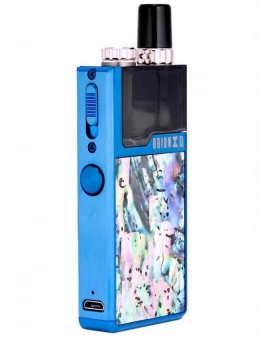 Kit Orion Q Lost Vape Blue Pearl, Tip POD, 950 mah, Optimizat Nicsalts, Inox