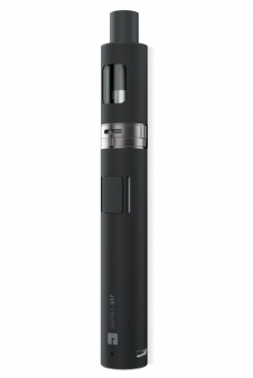 Kit Tigara Electronica Jac Vapour SERIES-S17 Black, 900 mAh, 1.8 ml Topfill Tank MTL / DTL, Rezistenta 1 Ohm inclusa, Proiectat in UK