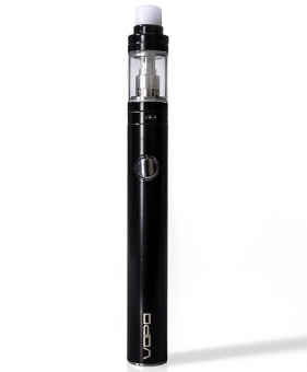 Kit Tigara Electronica Vapor Tech Vopo Black, 1300mAh, 2ml Vopo Tank, MTL/DL
