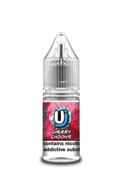 Lichid Tigara Electronica cu Nicotina Ultimate Juice Cherry Choons 10ml, TPD, 50/50, calitate Premium, Fabricat in UK