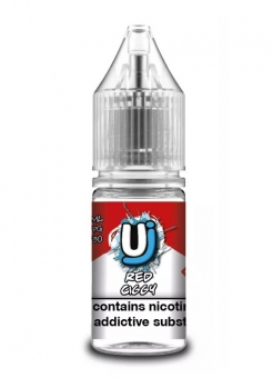 Lichid Tigara Electronica cu Nicotina Ultimate Juice Red Ciggy 10ml, TPD, 50/50, calitate Premium, Fabricat in UK